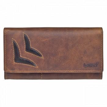 Dámska peňaženka kožená (GDP18)