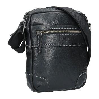 Pánska kožená taška cez rameno (GT12)