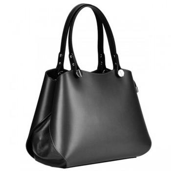 Dámska kožená kabelka Patrizia Piu (GK32)
