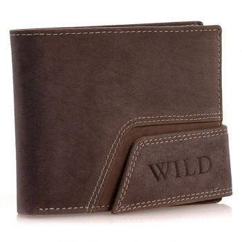 Pánska kožená peňaženka (GPPN26)