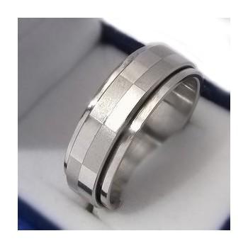 Prsteň z chirurgickej ocele (KP9)